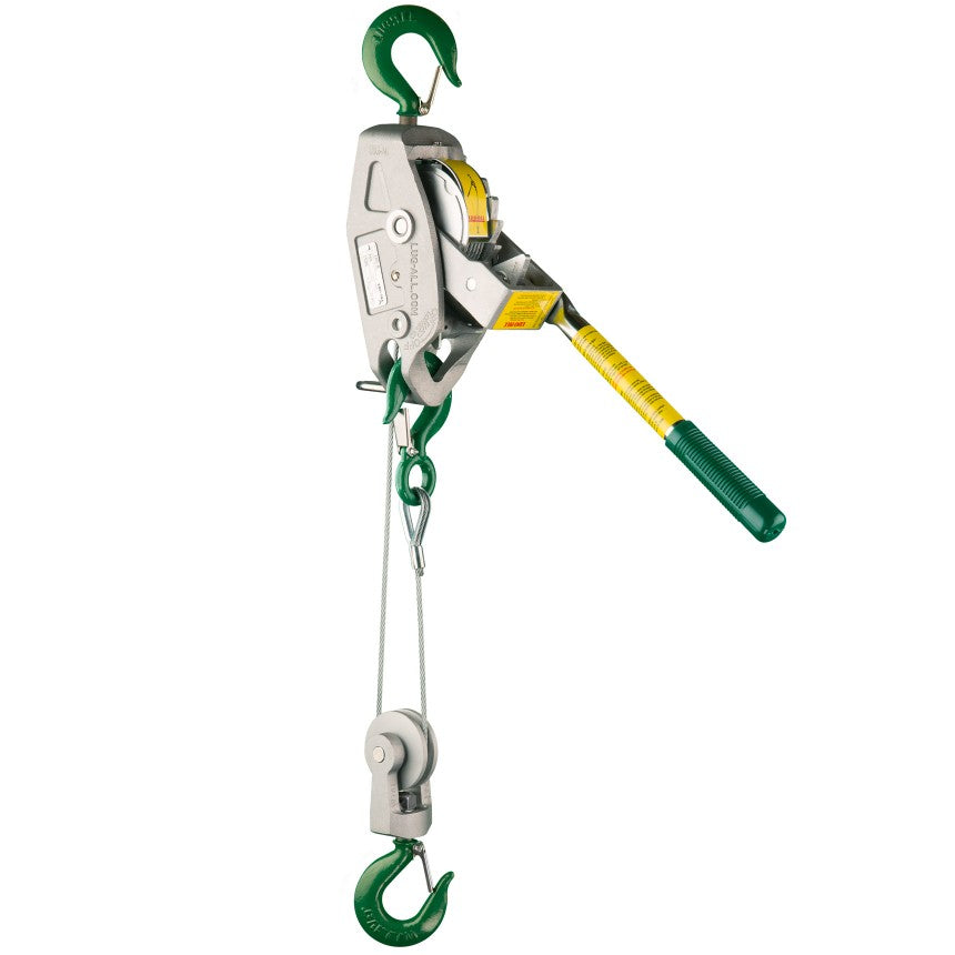 3/4 Ton Cable Hoist w/ Rapid Lowering
