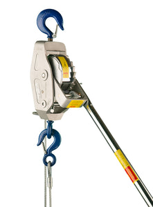 2 Ton Cable Hoist w/ Rapid Lowering