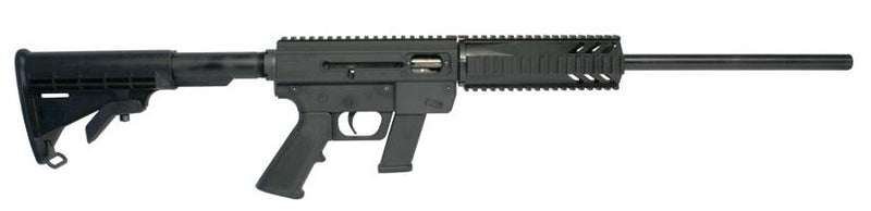 JR CARBINE 9MM GLOCK MAG 10 SHOT 18.6""