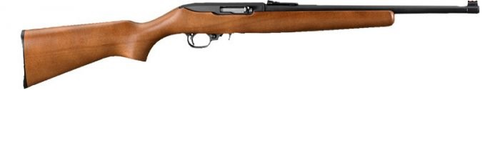 "RUGER 10/22 Compact 22 LR 16.5"" Hardwood Stock"
