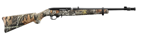 RUGER 1022 c.22 LR Takedown Mossy Oak® Break-Up Camo