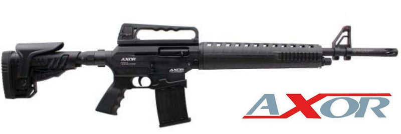 AXOR 12 GA SEMI AUTO MF-1 BLACK