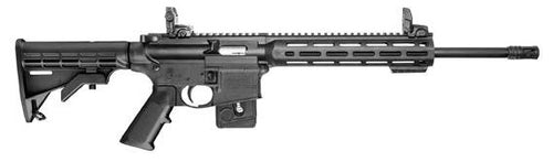 "S&W M&P 15 - 22LR - 16.5"" Barrel"
