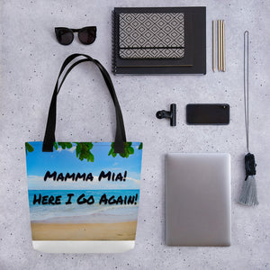 Mamamia Tote bag Gift For Her Ladies Bag