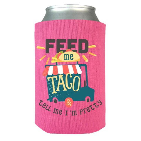 Feed Me Tacos Can Wrap By iLifestyle Hut