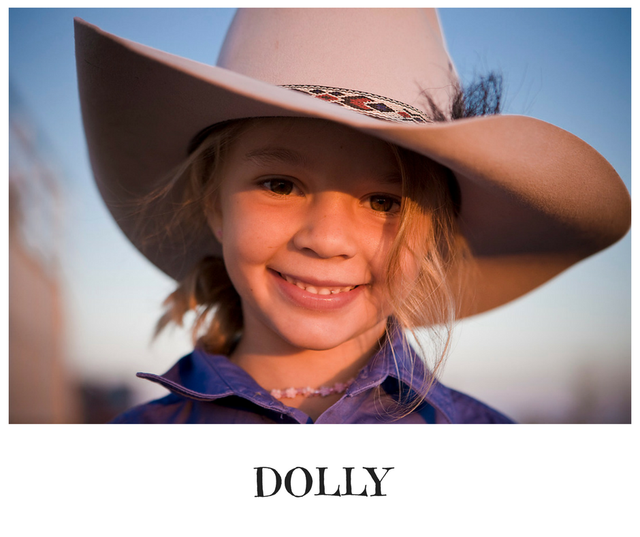 Speak Even If Your Voice Shakes #DoItForDolly