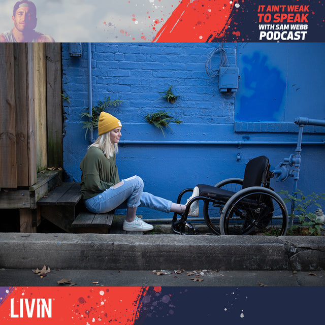 Episode 14: Emma Benoit Speaks On Being Paralyzed After a Suicide Attempt