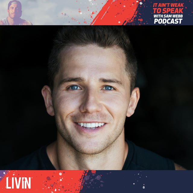 Episode 15: Richard Kerrigan Speaks On Finding A Sustainable Path to Nutrition and Exercise
