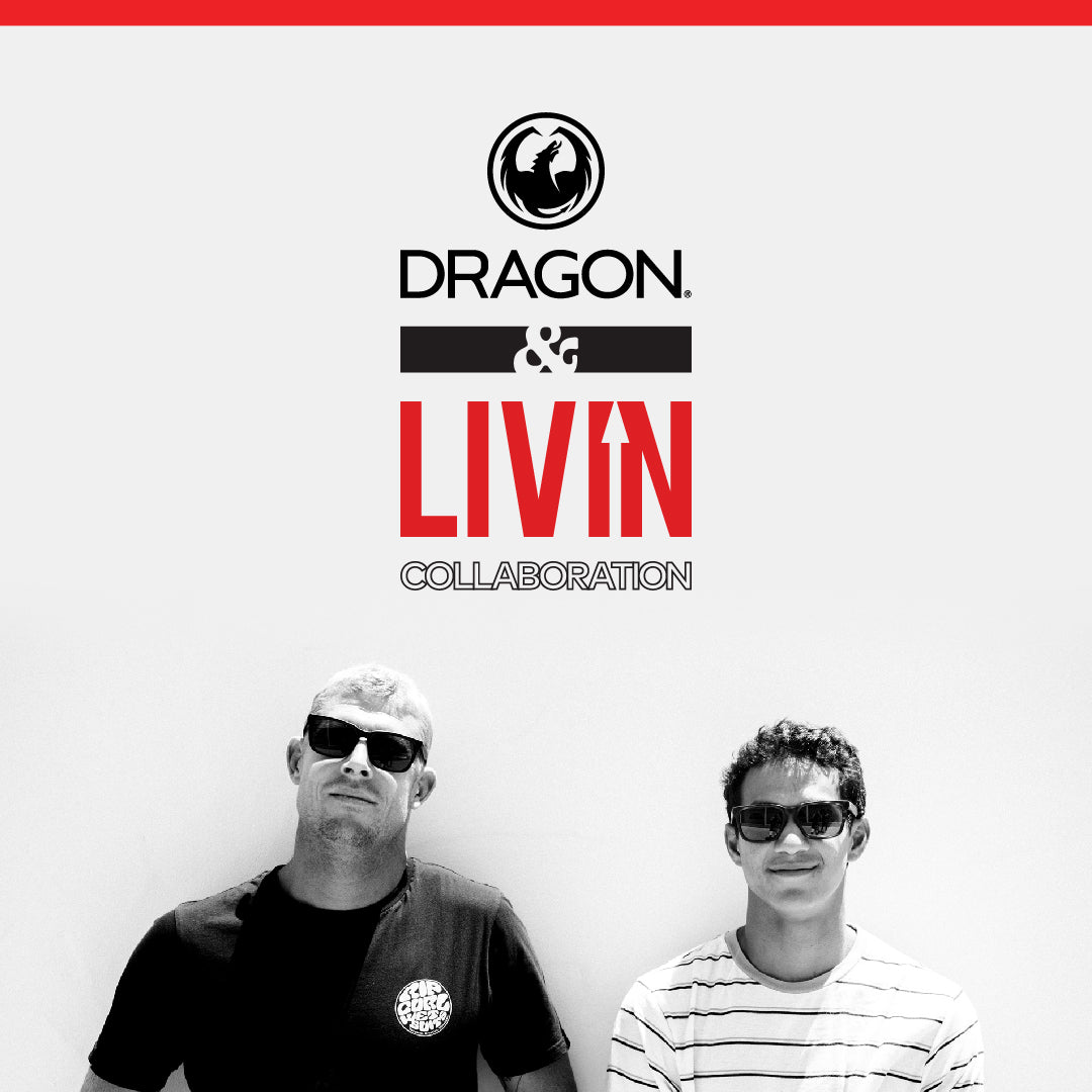 Don't Hide Behind Your Shades - LIVIN and Dragon collaborate