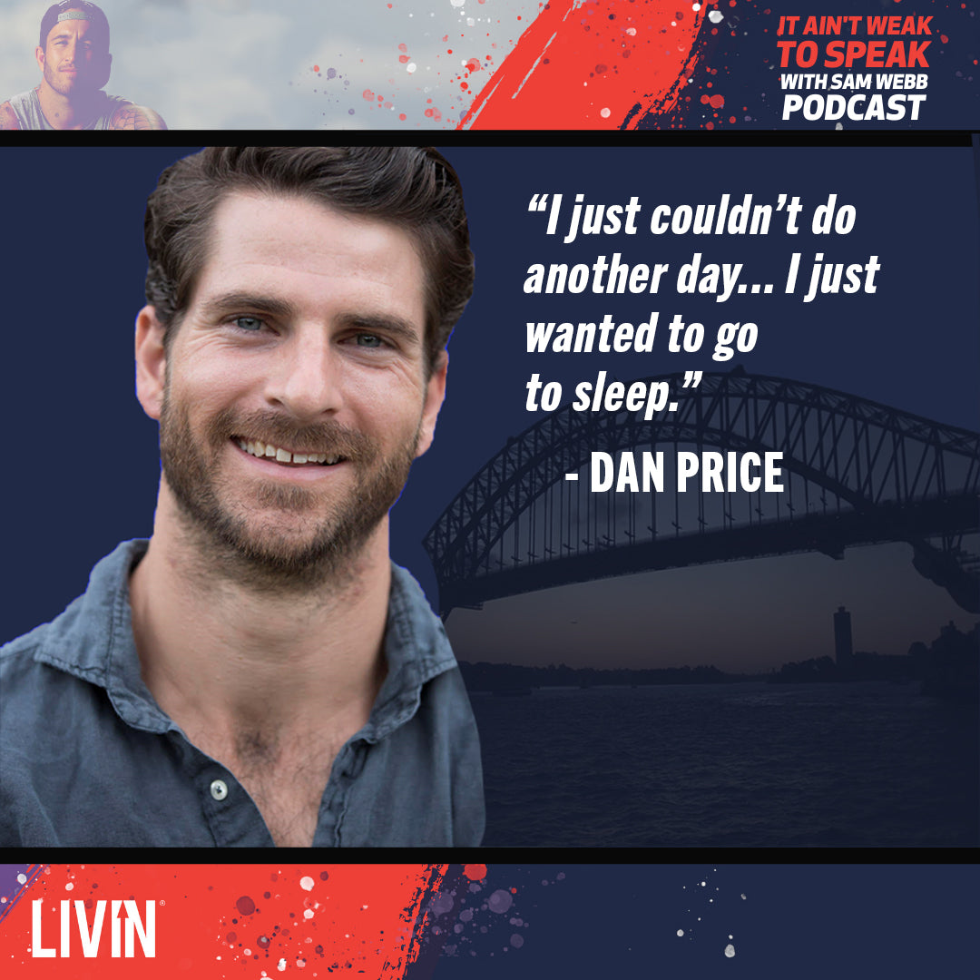 Episode 2: Dan Price Speaks On Why He Perfected The Art Of Smiling Depression And Thriving After A Suicide Attempt