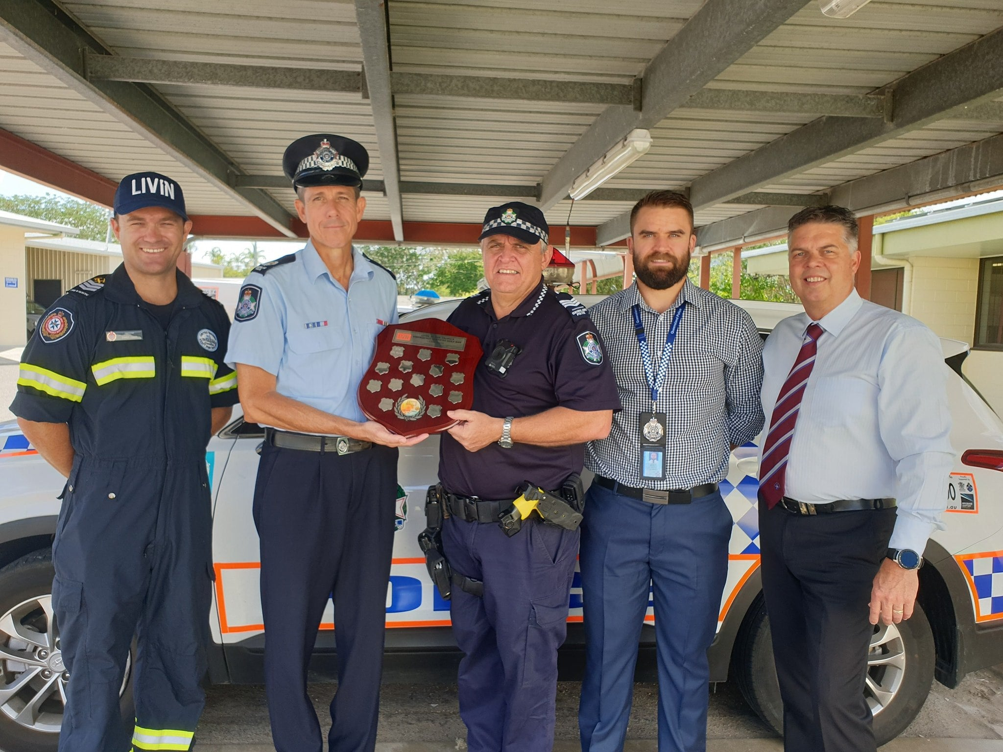 Queensland Emergency Services takes a Mental Health Day