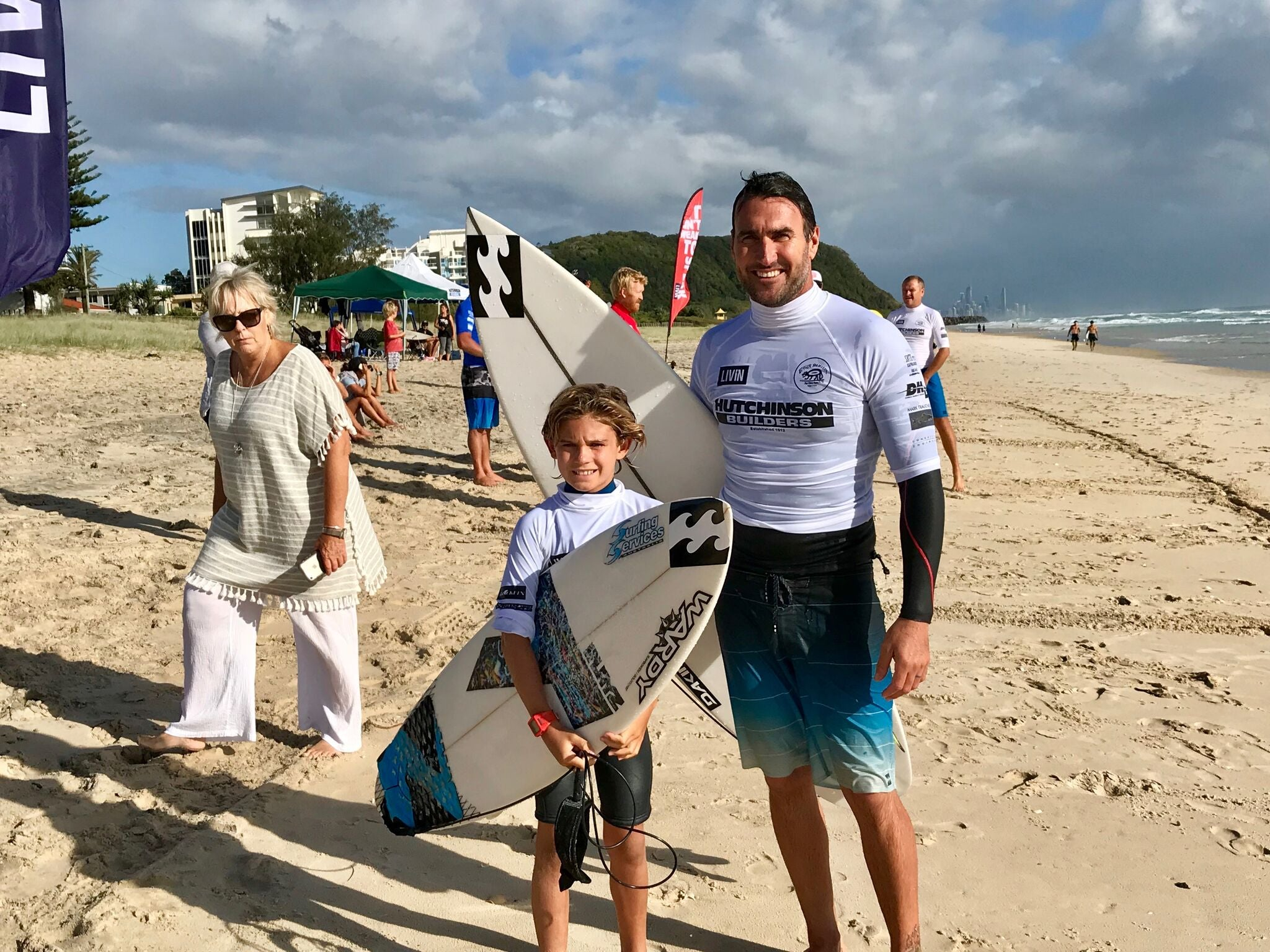 Surf's Up for Mental Health Awareness