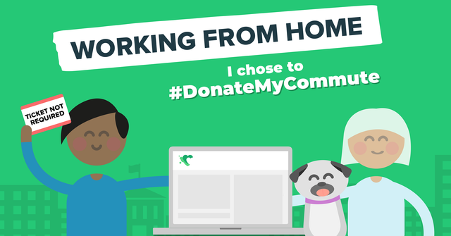 Donate your Commute Everyday Hero - Online