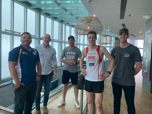 Stepping Up for Mental Health in the SkyPoint Stair Challenge