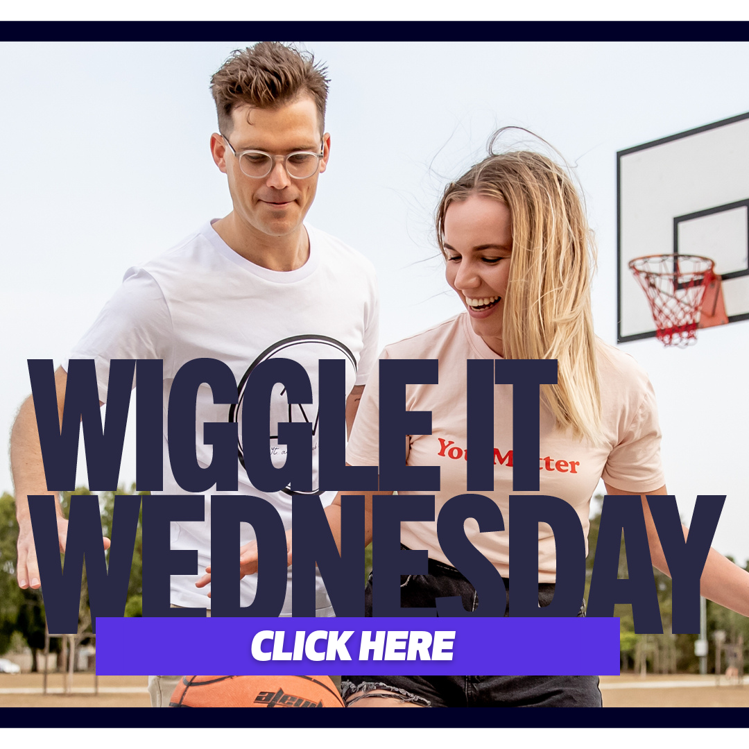 Wiggle It Wednesday Challenge - Exercise and Mental Health