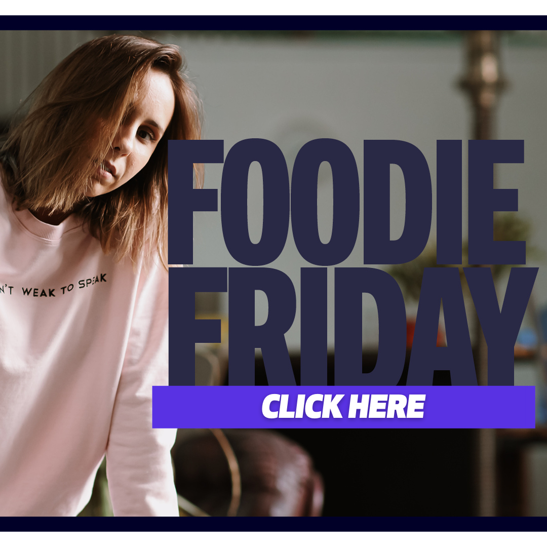 Foodie Friday Challenge! Nutrition and your mental health