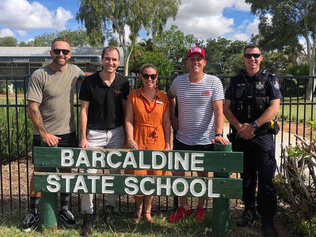 LIVIN and Outback Futures take mental health to rural Queensland