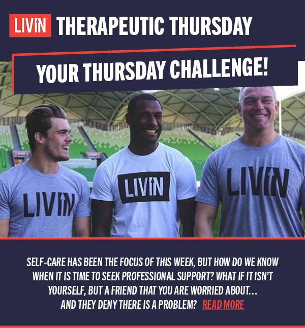 Therapeutic Thursday Challenge!