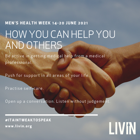 HOW YOU CAN HELP YOU AND OTHERS