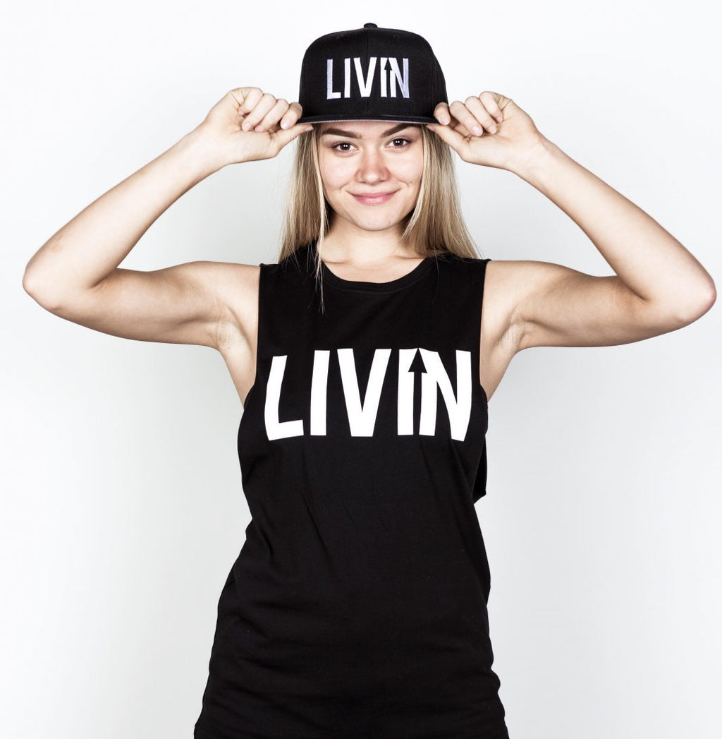 Boost Tank Black by LIVIN