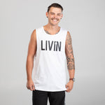 Boost Tank White by LIVIN