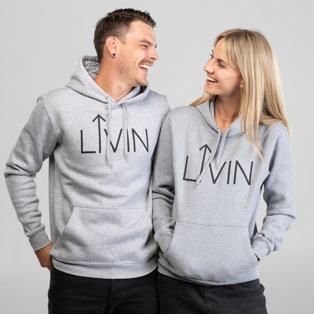 Classic Hoodie by LIVIN