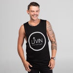 Halo Tank Black by LIVIN