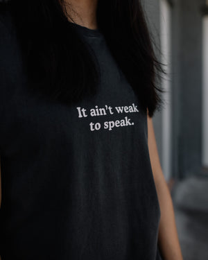 Speak Up Tank by LIVIN