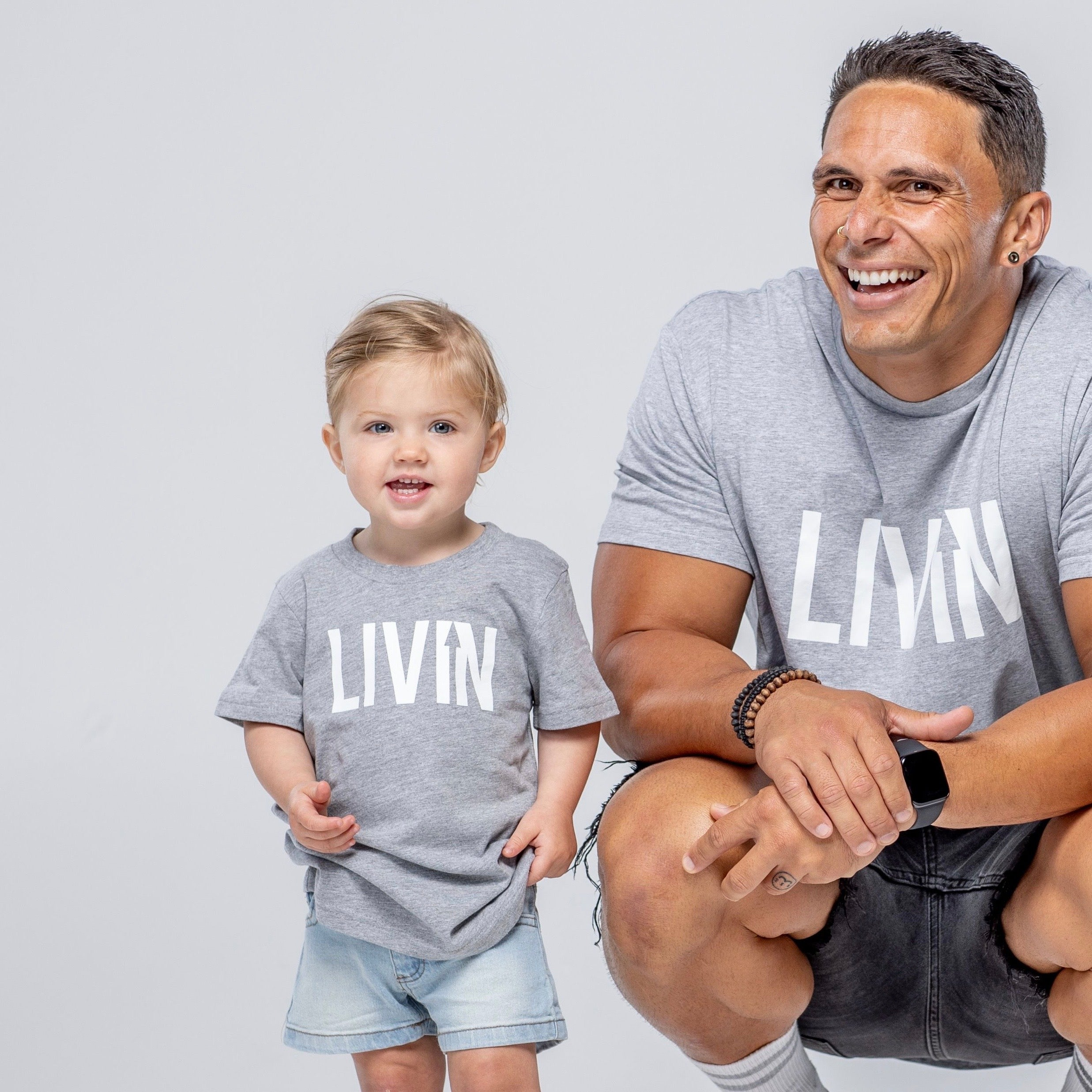 Kids Assist Tee by LIVIN