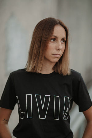 Lifestyle Tee by LIVIN