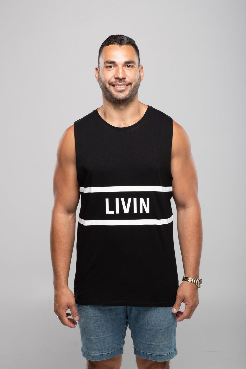 Band Tank by LIVIN