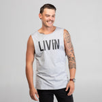Boost Tank Grey by LIVIN