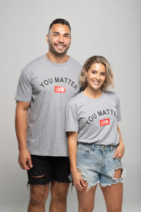 You Matter Tee by LIVIN