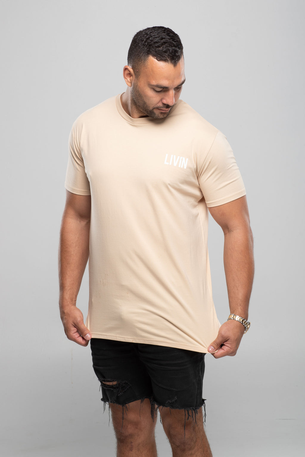 Mindful Tee by LIVIN
