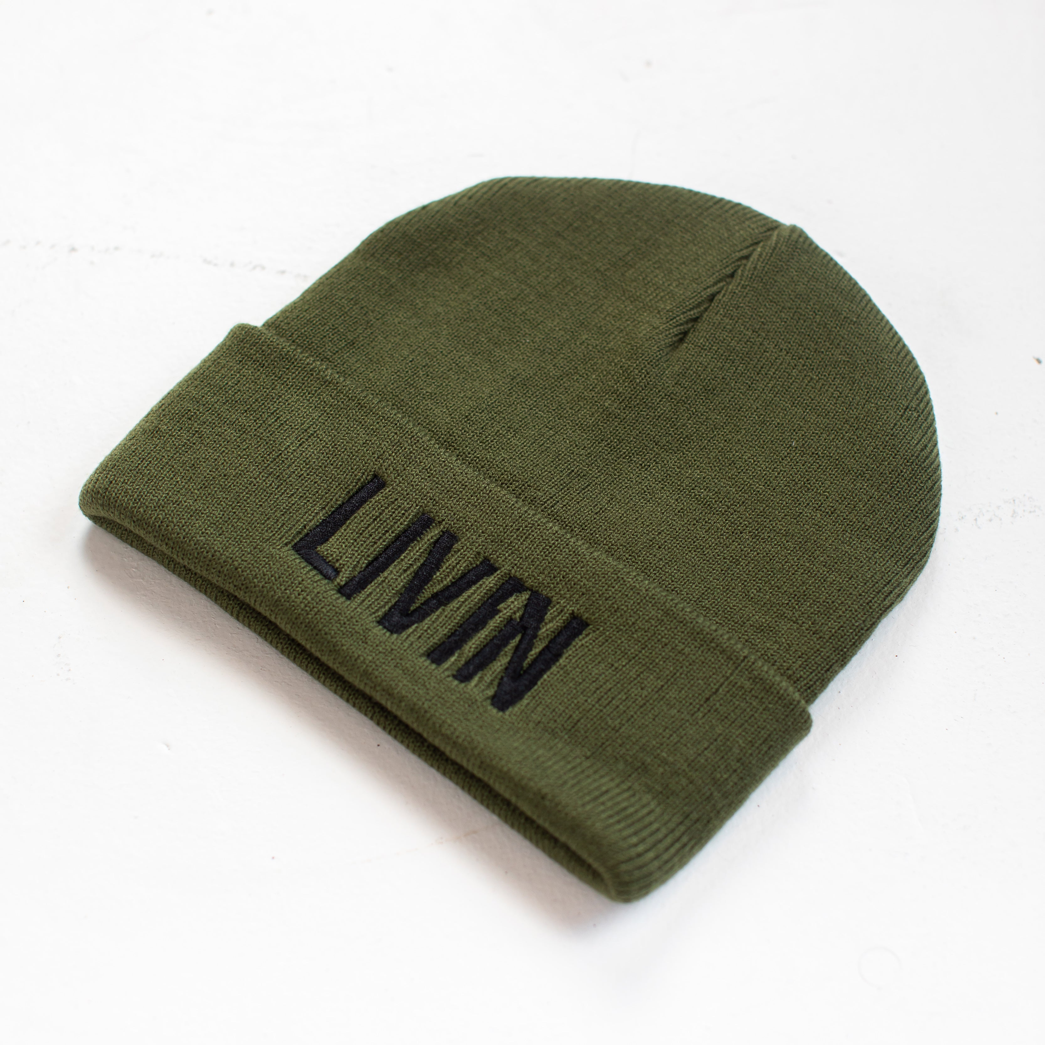 Livin_Established_Beanie