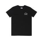 Mountain Tee Black by LIVIN
