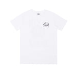 Mountain Tee White by LIVIN