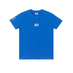 Signature Tee Royal by LIVIN