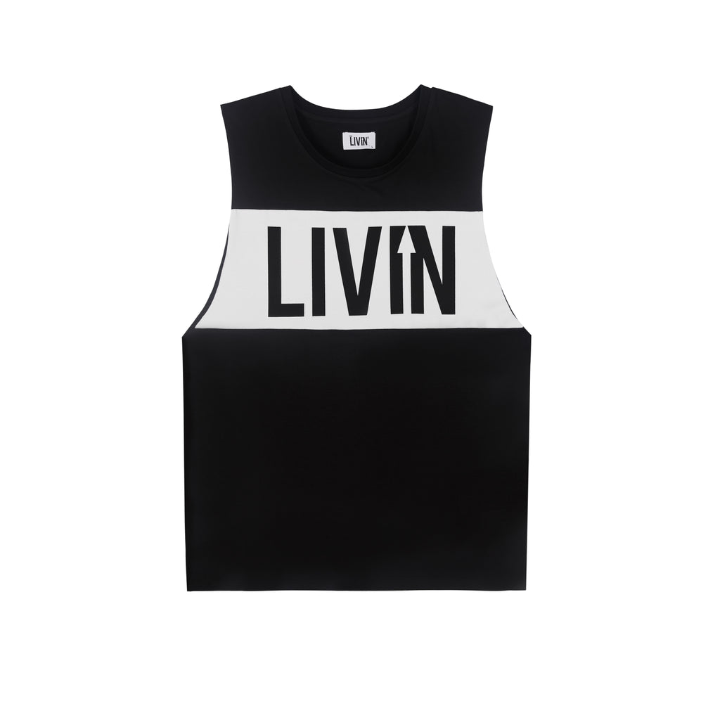Statement Tank by LIVIN