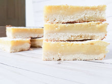 Load image into Gallery viewer, Lemon Bars