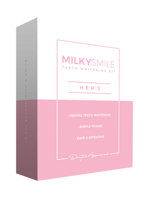 Hers Teeth Whitening Kit - MilkySmile