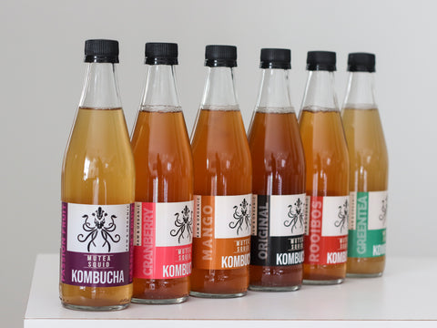 Booch Club - Monthly Delivery of Variety 24 PACK Craft Kombucha