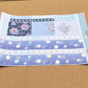 Magical Dreams with Premium Silver Holographic Foil
