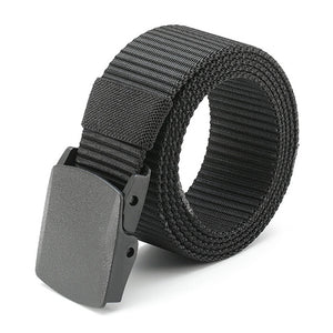 Unisex Nylon Camouflage Belt Military Tactical Durable Belt