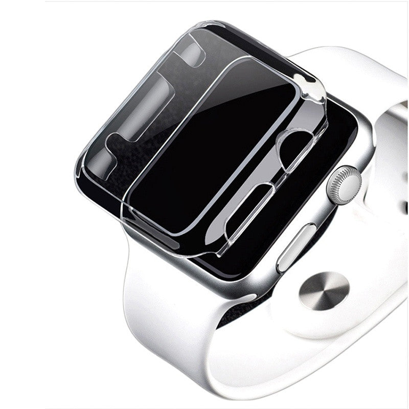 Slim Full Body Case Cover Screen Protector For Apple Watch