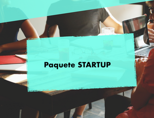 Paquete Startup