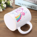 Unicorn Rainbow Mug