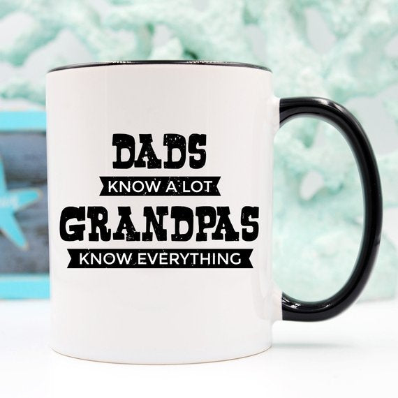 Grandfather Mug Gift