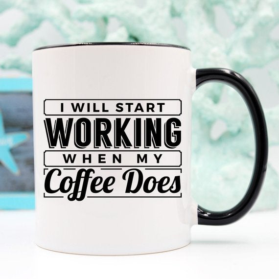 Funny Office Gift Mug