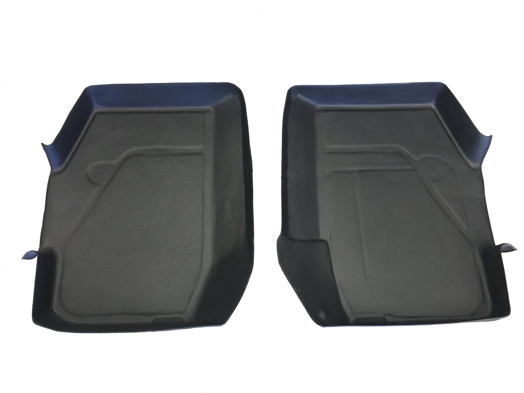 NEW! REAR SET RUBBER FLOOR MAT LINER HONDA PIONEER 2016 2017 2018 2019 SXS 1000 M5
